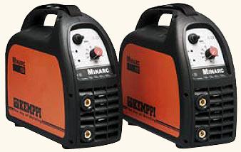 Сварочные аппараты KEMPPI серии Мinarc для сварки штучным электродом по выгодным ценам.